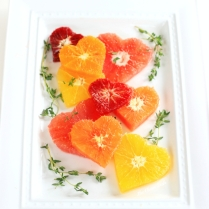 SWEETHEART CITRUS SALAD